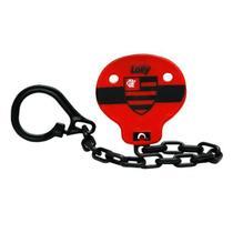 Prendedor de Chupetas Flamengo - Lolly Baby -