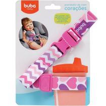 Prendedor de Copo Corações 7485 - Buba Toys -