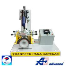 Prensa cilíndrica térmica transfer para canecas de acrílico e plástico Metal Printer - Advance metal printer