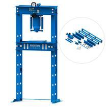 Prensa hidráulica desmontável capacidade 15 toneladas - 07 0025 - Riosul -