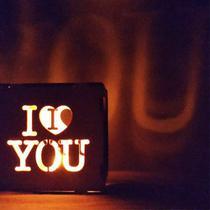 Presente Amor Criativo Luminária Porta Retrato Namorados - Cia Laser