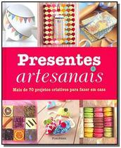 Presentes artesanais: mais de 70 projetos criativo - Publifolha