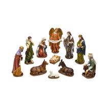 Presepio 11 Pecas 12cm Espressione Christmas -