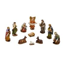 Presepio 11 Pecas 9cm Espressione Christmas -