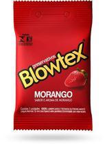 Preservativo Blowtex Morango c/ 3 -