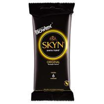 Preservativo SKYN c/ 6 Unidades -
