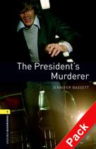 Presidents murderer with cd - Oxford university