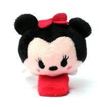 Presilha de Cabelo Infantil Minnie Pelúcia Tsum Disney - Taimes