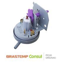 Pressostato / Sensor de Nível de Água W10721910 Lavadora Consul CWS11AB, CWE10AB, CWE11AB, CWG12AB -