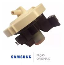 Pressostato / Sensor de Pressão da Água para Lavadora e Lava e Seca Samsung WD0854, WD106, WD1142, WD136, WD856, WD8854, WF106, -
