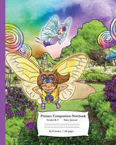 Primary Composition Notebook Grade K-2 Story Journal - Angelos publishing