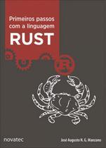 Primeiros passos com a linguagem rust - Novatec -