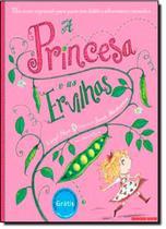 Princesa e as Ervilhas, A - Brinque book