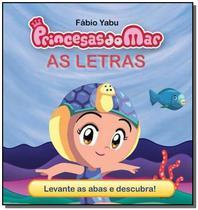 Princesas do mar: as letras - colecao esconde-esco - Cms