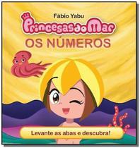 Princesas do mar: os numeros - colecao esconde-esc - Cms