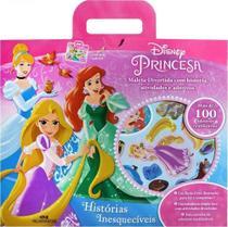Princesas - maleta divertida - Melhoramentos