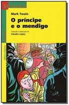 Principe e o mendigo, o - colecao reencontro liter - Scipione