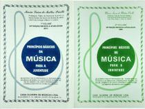 Princípios Básicos da Música p/ Juventude - Maria Priolli - Casa oliveira de música
