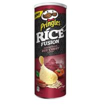 Pringles Rice Fusion Malaysian Red Curry 160g -