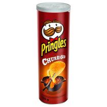 Pringles sabor churrasco 120g -