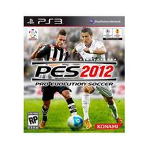 Pro Evolution Soccer 2012 - Ps3 - Konami