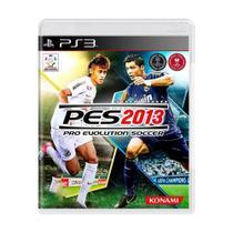 Pro Evolution Soccer 2013 - Ps3 - Konami
