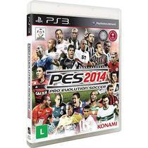 Pro Evolution Soccer 2014 Ps3 - Konami
