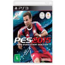Pro Evolution Soccer 2015 PS3 - Konami