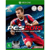 Pro Evolution Soccer 2015 - Xbox One - Konami