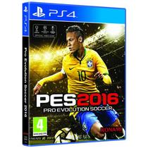 Pro Evolution Soccer 2016 PTBR CPP (NAC-BRA) PS4 Konami -