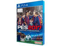 Pro Evolution Soccer 2017 para PS3 - Konami