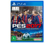 Pro Evolution Soccer 2017 - PS4 - Konami