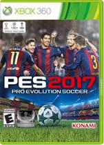 PRO EVOLUTION SOCCER 2017 Xbox 360 - Konami