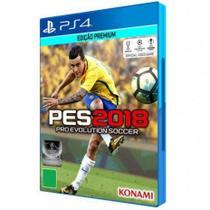 Pro Evolution Soccer 2018 - Ps4 - Konami