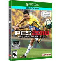 Pro Evolution Soccer 2018 - Xbox One - Konami