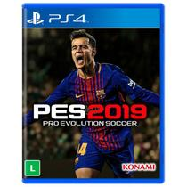 Pro Evolution Soccer 2019 PES 19 - PS4 - Konami