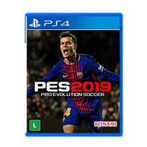Pro Evolution Soccer 2019 - PES 2019 - PS4 - Konami