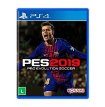 Pro Evolution Soccer 2019 PS4 - Konami -