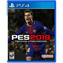 Pro Evolution Soccer 2019 - Ps4 - Sony