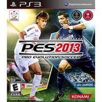 Pro Evolution Soccer PES 13 - PS3 - Konami