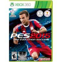 Pro Evolution Soccer (PES) 2015 - Xbox 360 - Microsoft