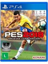 Pro Evolution Soccer: PES 2018 - Konami