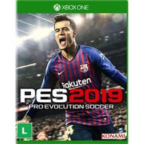 Pro Evolution Soccer (PES) 2019 - Xbox One - Microsoft