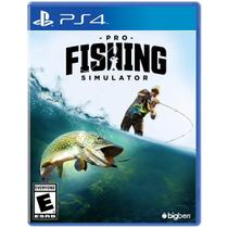 Pro Fishing Simulator - Ps4 - Sony