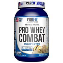 Pro Whey Combat - Baunilha 907g - Profit -