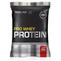 Pro Whey Protein Concentrado 500g refil - Probiótica - Probiotica