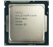 Processadoir Intel Core i5-4570S 2.9Ghz LGA 1150 OEM -