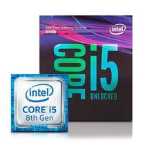 Processador 1151 Core I5 8600K 3.6ghz/ 9mb S/Video S/Cooler I5-8600K Intel -
