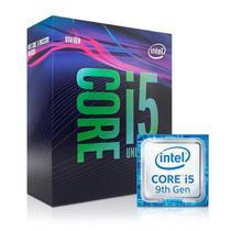 Processador 1151 Core I5 9600KF 3.7ghz/9mb BOX  S/Cooler I5-9600KF Intel -