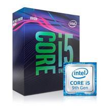 Processador 1151 Core I5 9600KF 3.7ghz/9mb S/Cooler S/Video I5-9600KF Intel -